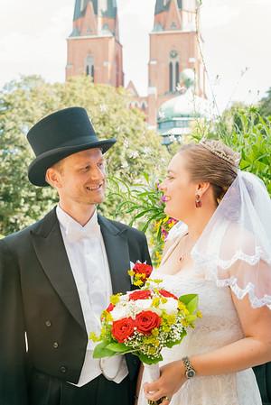 Wedding - Marta and Gunvald 2015