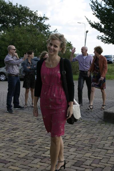 Astrid arrives too