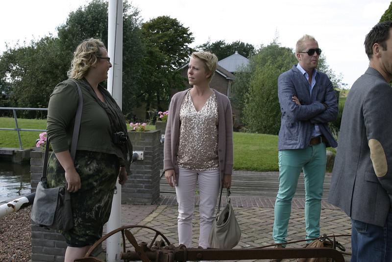 Karin, Fleur, Stefan
