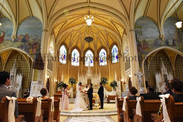 Wedding- Melissa + Keith