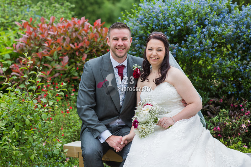 Lindsey and Eddie's wedding photography Mercure Leeds Parkway