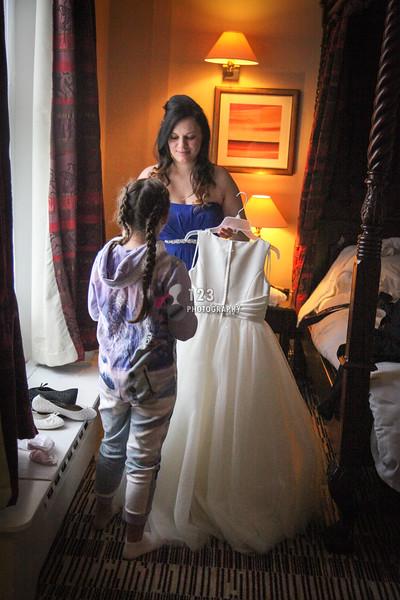 wedding photography Old Swan Hotel Harrogate