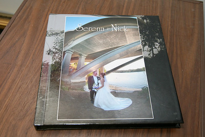 "Lay Flat Photographic Memory Books (MB) 10""X10"" (This sample is from our supplier)"