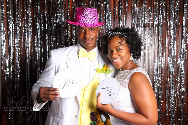 The Gregory's Wedding Photo Booth