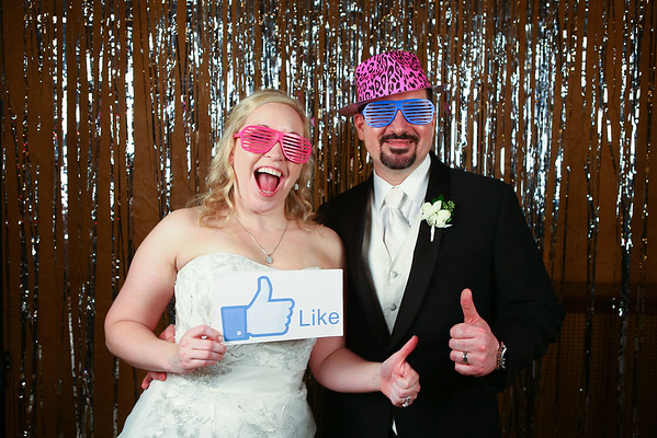 The Head's Wedding Photo Booth