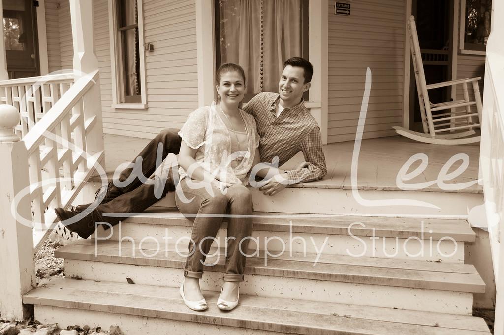 Northern Michigan Engagement Photography