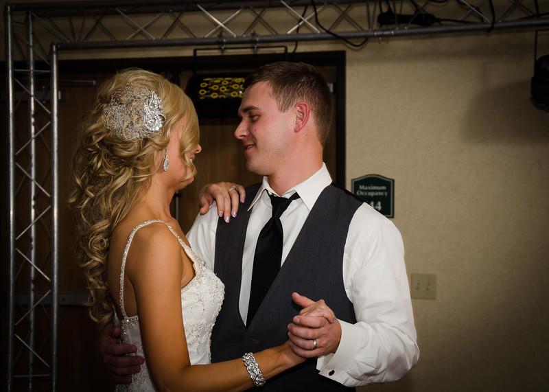 peyton wedding first dance