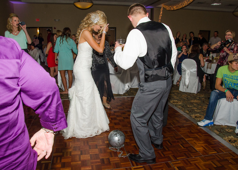 peyton wedding ball and chain