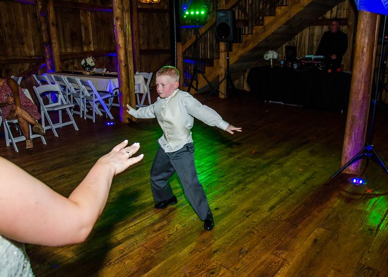 dierkes wedding reception