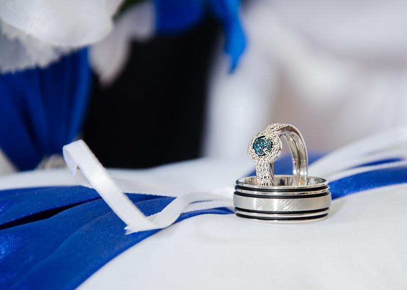 Cole wedding rings