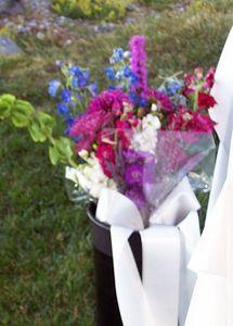 more wedding flowers