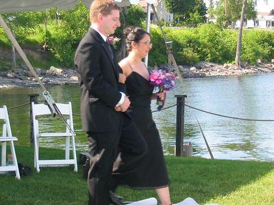 Jenn and Sean