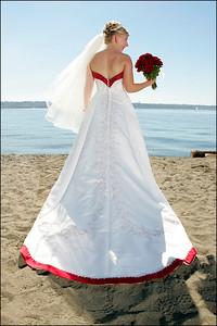 Becca's dress