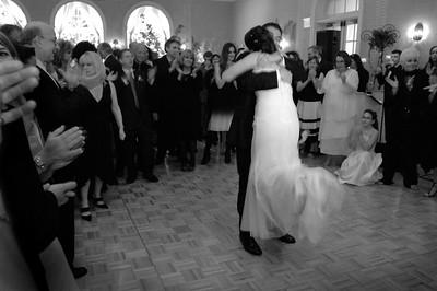Bonnie Heller and Joel Sommerstein's wedding at the New York Botanical Gardens, Bronx, New York. April 23, 2006.