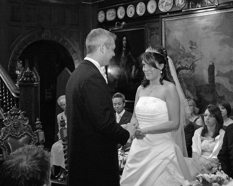Steve & Jo Conroy, 6th May 2007