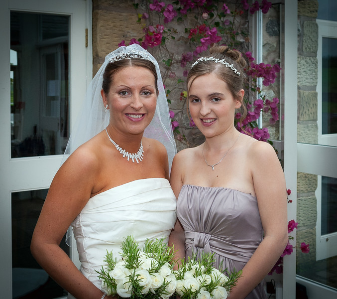 Rachal & Jason Ross' Wedding, 19th August 2007