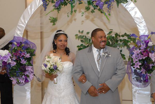 Keyania & Jeffery Lovett Wedding 145