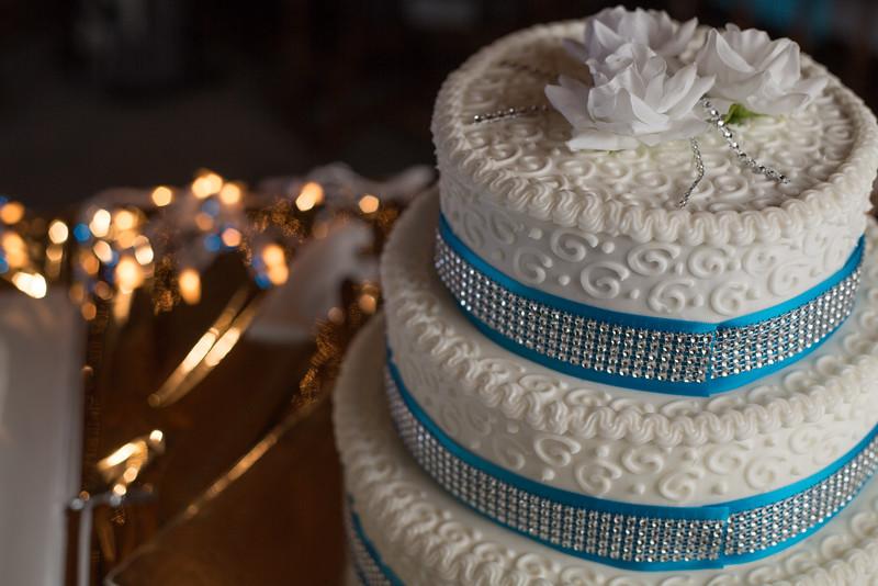 Yum. The Cake.