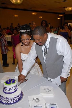 Keyania & Jeffery Lovett Wedding 474