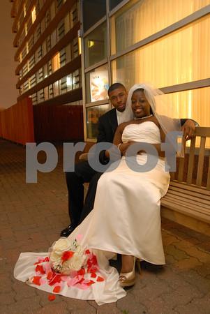 Brianna & Jeremiah Taylor Wedding 837