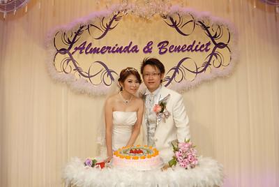 Almerinda & Benedict  @ 2010-01-30