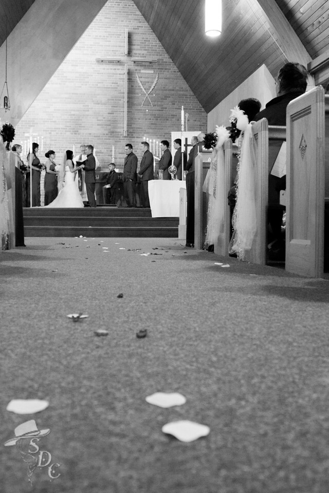 Down the Aisle.