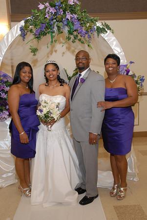 Keyania & Jeffery Lovett Wedding 243