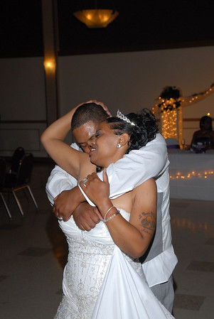 Keyania & Jeffery Lovett Wedding 458