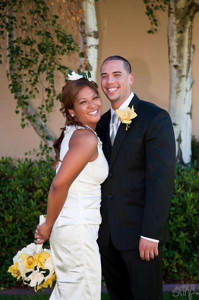 Adrienne Cameron Wedding