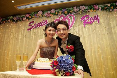 Sonia & Roy @ 2009-03-18