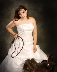 Jessica Resides Bridal Studio Session