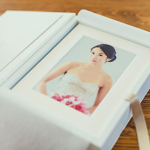 Matted Print Image Box