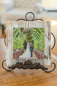 Wood Framed Print