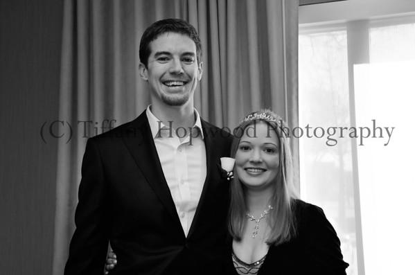 Wedding- Ree and Chandler Burgess