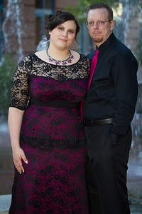 Anabel Martinez & Allen Amis' wedding at Tempe's EndGame in December 2014. Photo by Devon Christopher Adams. All Rights Reserved by photographer and the couple.