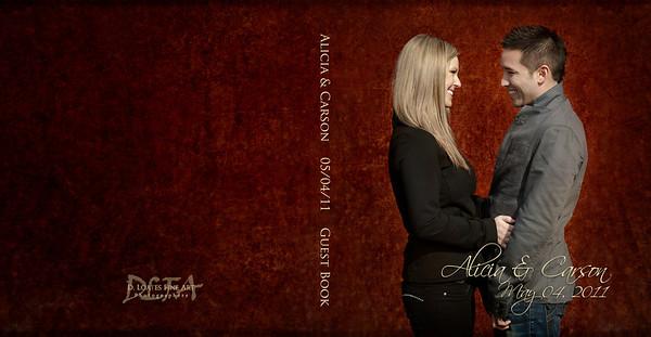 Alicia& Carson Guest Book