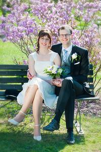 Susanna och Rickards bröllop i Uppsala 2011