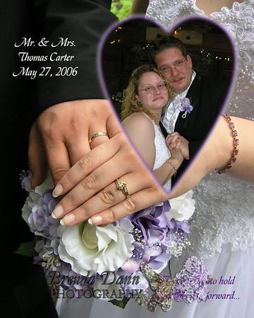 Weddings - Tanya & Tom Keller