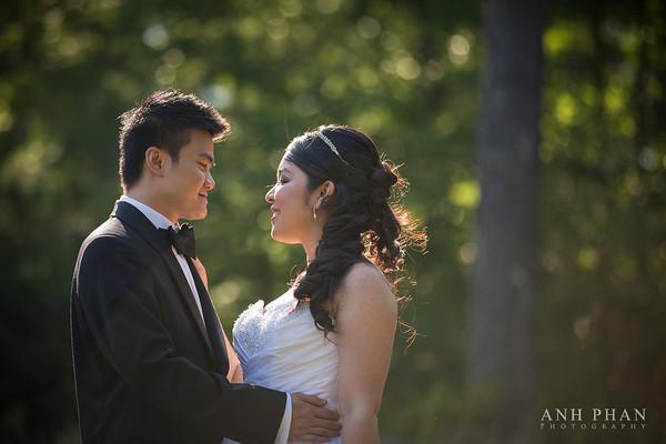Wedding: Thao + Sean
