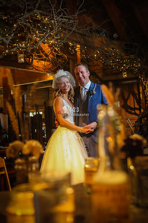 Lucy and Richard's wedding photography The Treehouse Alnwick