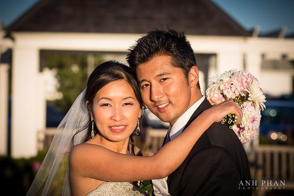 Wedding: Van + Allan