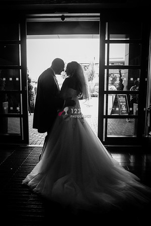 Natalie and Andrew's wedding photography Village Hotel Leeds South