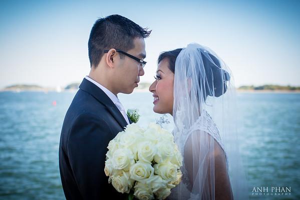Wedding: Vy + Lan