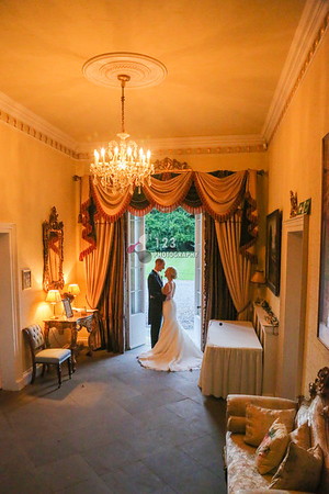 Sarah and Dan's wedding photography Walcot Hall Alkborough
