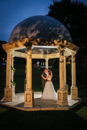 Lisa and Richard's wedding photography Wentbridge House Hotel