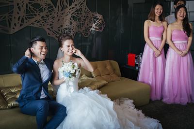 Wedding   William + Mei C