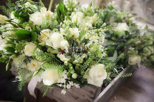 Wedding Photography at All Saints Church, Silkstone and High Hoyland, Barnsley