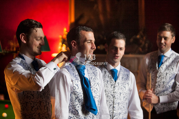 wedding photography Allerton Castle