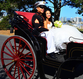 Wedding at Emeryville Marina Park