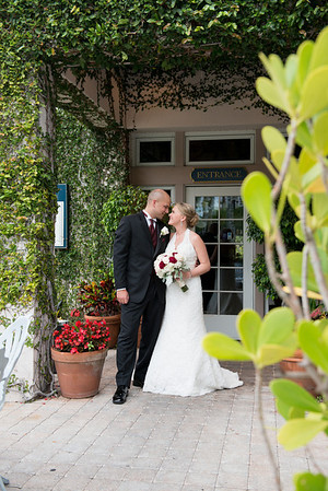 Wedding at The Sarasota Opera House
